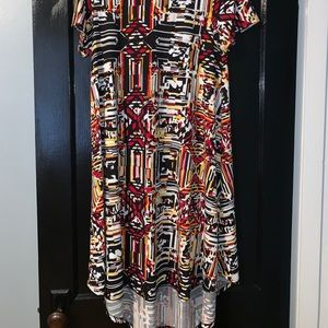 Large LulaRoe Carly Dress- NWOT